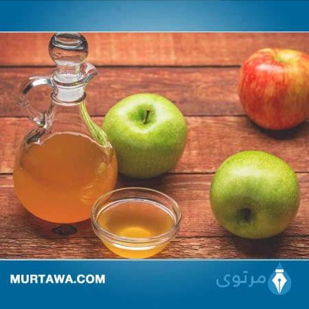 كم تشرب من خل التفاح يوميا