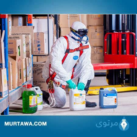 أخطر المواد الكيميائية على الصحة