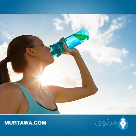 فوائد شرب الماء صباحاً