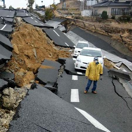ما الزلزال وكيف يحدث