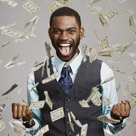 كيف اصبح غنيا